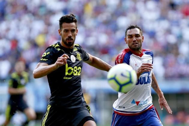 7ª rodada - Bahia x Flamengo - Os jogos disputados na Fonte Nova pelo Tricolor de Aço seriam exibidos no canal TNT, onde a Turner transmite partidas. A partida contra o Flamengo, campeão brasileiro de 2019, seria uma delas.