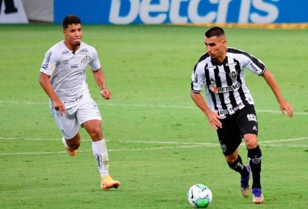 7ª rodada – Santos x Atlético-MG – 27/06 – 16h (de Brasília) – Vila Belmiro