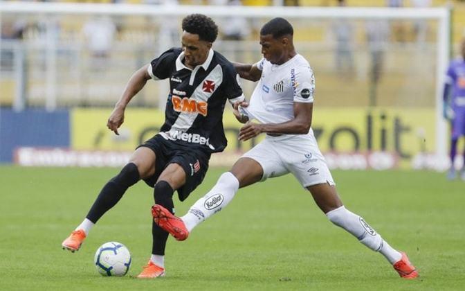 7ª rodada - Santos x Vasco - Primeiro jogo do Santos, em setembro, será disputado na Vila Belmiro, às 21h30, no segundo dia do mês, uma quarta-feira. Em 2019, o Alvinegro Praiano venceu o Cruz-Maltino nos dois jogos: 3 a 0 no Pacaembu e 1 a 0 em São Januário.