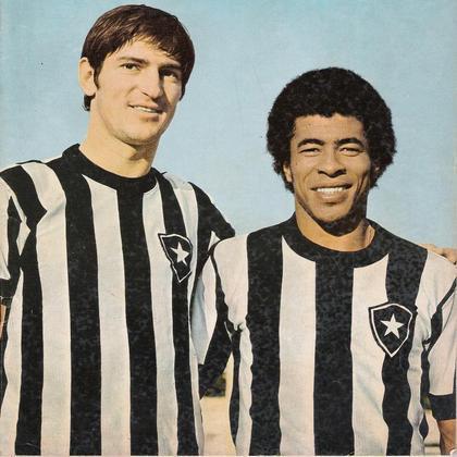 7º - Rodolfo Fischer - argentino - 36 gols em 91 jogos - clubes que defendeu: Botafogo e Vitória
