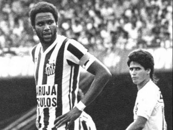 7º - Serginho Chulapa (1974–1990) -127 gols em 184 jogos (Média: 0.69).