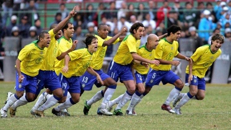 7º título: 2004 - Vice: Argentina
