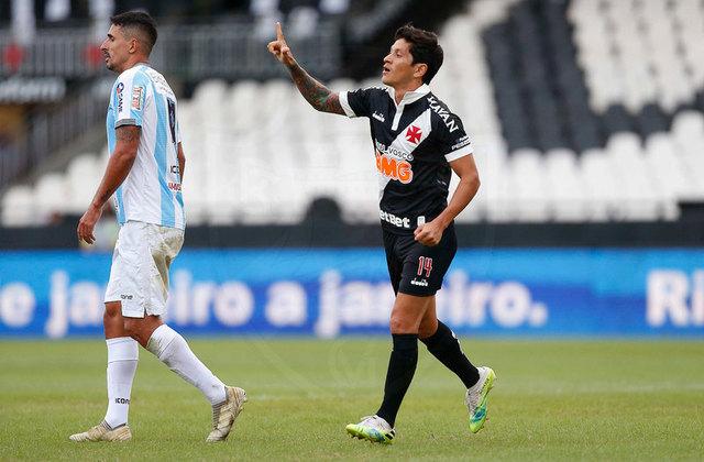 7º - Vasco 3x1 Macaé - Campeonato Carioca 2020.