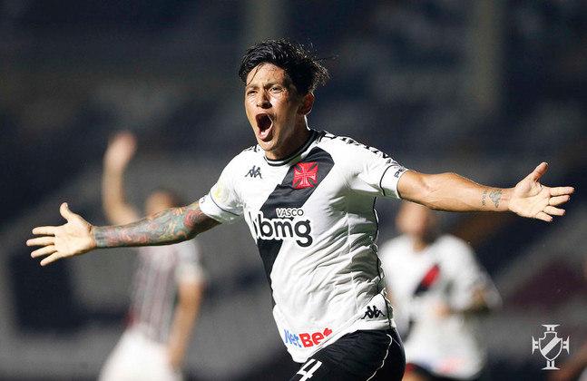 7 - Vasco: Total - 8.031.984