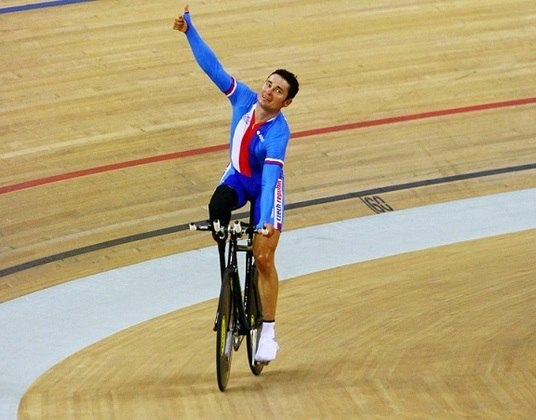 73) Jiri Jezek (República Tcheca) - Ciclismo paralímpico