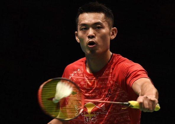 75) Lin Dan (China) - Badminton