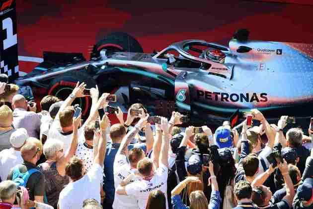 76 - Hamilton levou o GP da Espanha de 2019 e disparou na liderança do campeonato