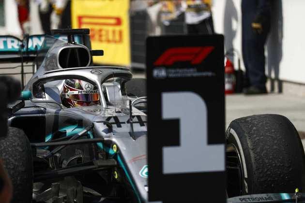 78 - O GP do Canadá novamente marcou uma vitória de Lewis Hamilton na Fórmula 1