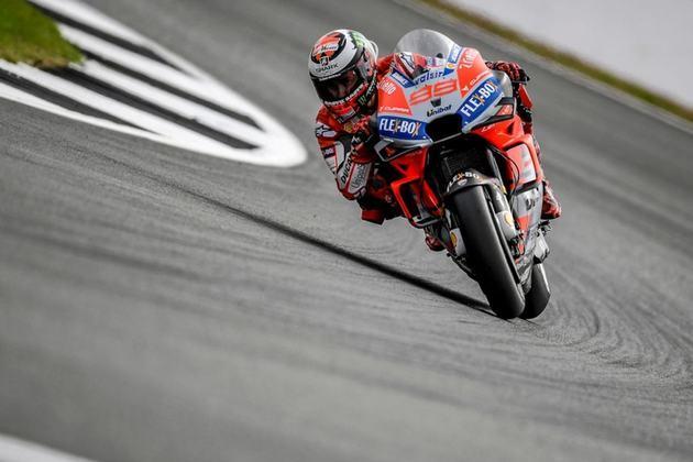 79) Jorge Lorenzo (Espanha) - Motociclismo