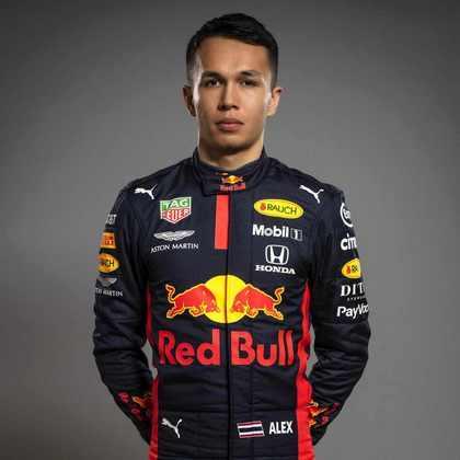 8º - Alexander Albon (Red Bull) - 64 pontos - Melhor resultado: 3º no GP da Toscana