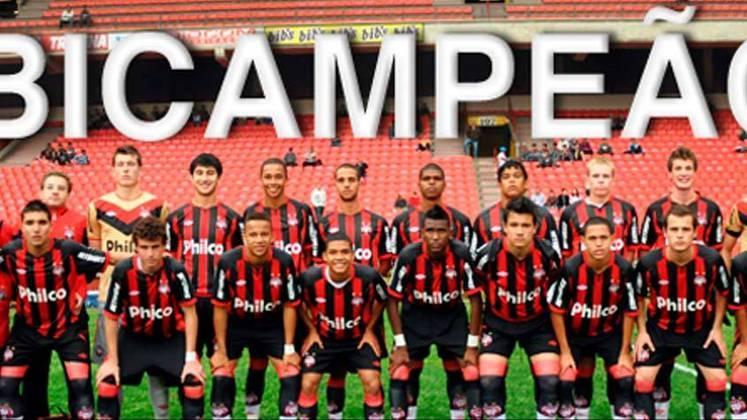 8º - Athletico-PR: Campeonato Brasileiro 2011 - 1ª vitória nessa edição do Brasileirão: 11ª rodada, 2 a 0 diante do Botafogo.