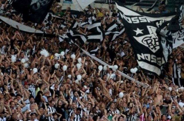 8º Botafogo - R$ 40,84 milhões/Variação de 6% da dívida de 2018 para 2019 - R$ 2,30 milhões