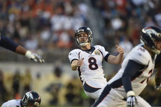 8. Brandon McManus (Denver Broncos): Muitos podem questionar a presença do kicker dos Broncos nesta lista ao analisar apenas sua precisão: 82,4% em FGs. É preciso olhar, porém, para a distância dos chutes. Em seis tentativas para fora, cinco delas foram em chutes longos. Em contraponto, McManus teve 10 acertos de 50+ jardas, a maior marca da liga em 2020