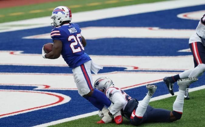 8º Buffalo Bills - Time que encantou nas primeiras semanas desapareceu. Hora de Sean McDermott trabalhar dobrado.