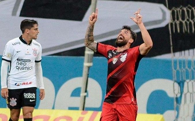 8º colocado – Athletico-PR (50 pontos/36 jogos): 0.0% de chances de ser campeão; 22.7% de chances de Libertadores (G6); 0.0% de chances de rebaixamento.