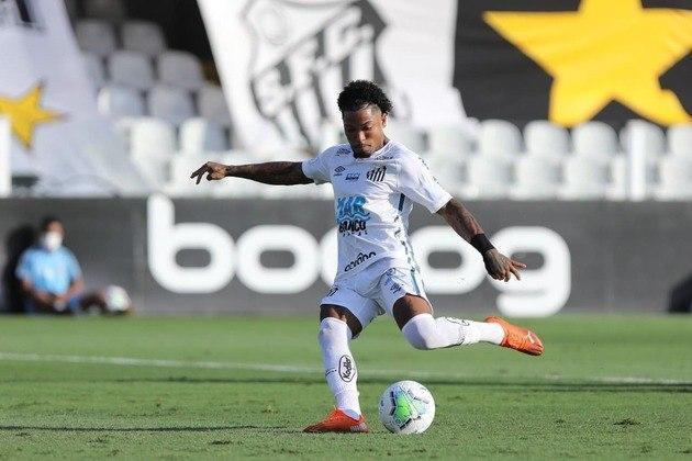 8º colocado – Santos (42 pontos/28 jogos): 0.074% de chances de ser campeão; 16.7% de chances de Libertadores (G6); 0.002% de chances de rebaixamento.