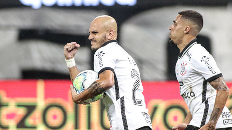 8º) Corinthians - 48 pontos (partida a menos) - Veja os próximos jogos a seguir: