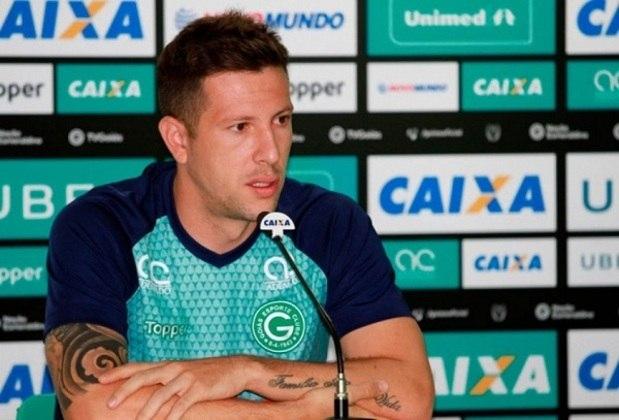 8º - Fabio Sanches - Goiás - 12 desarmes