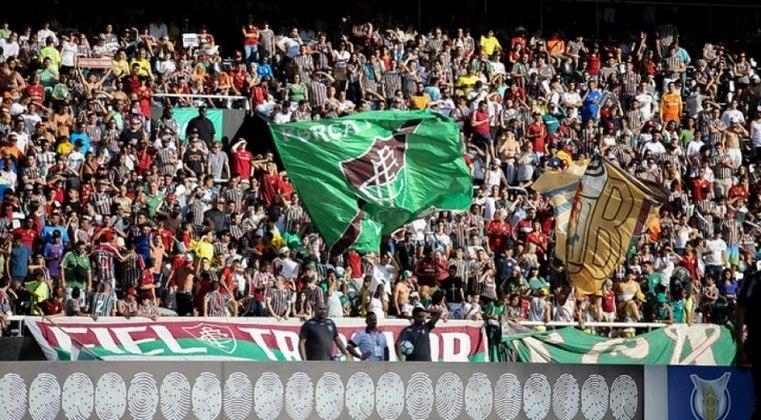 8) Fluminense - R$ 4.320.539,00