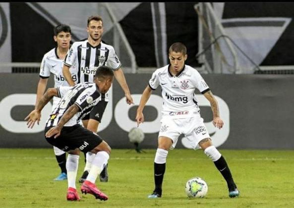 8º Gabriel Pereira – promovido em 2020, fez 10 jogos, todos entrando no decorrer da partida.