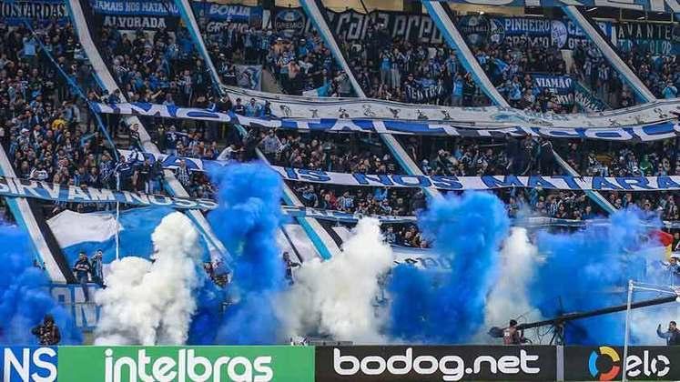 8º - Grêmio (Brasil) - 26.600