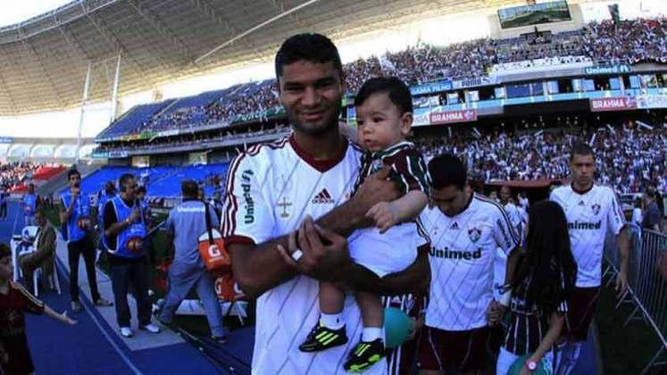 8 - Gum (2009 - 2018) - 414 jogos com a camisa do Fluminense.