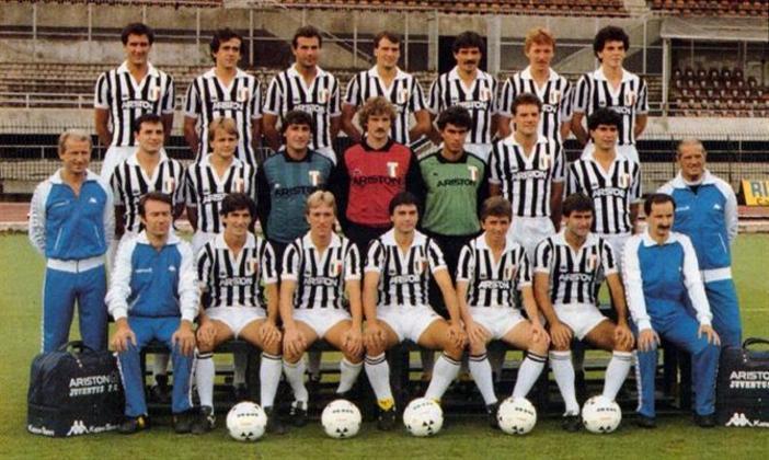 8º - Juventus-ITA (1983-1985)
