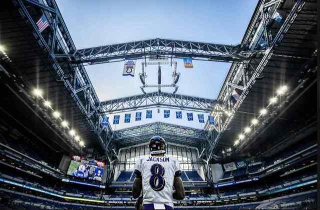 8° Lamar Jackson - Tire Lamar do ataque dos Ravens e o time vai despencar. Muda o patamar da franquia.