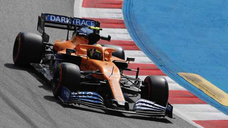 8) Lando Norris (McLaren), 1min17s084