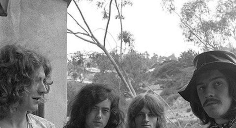 8. Led Zeppelin IV — Led Zeppelin