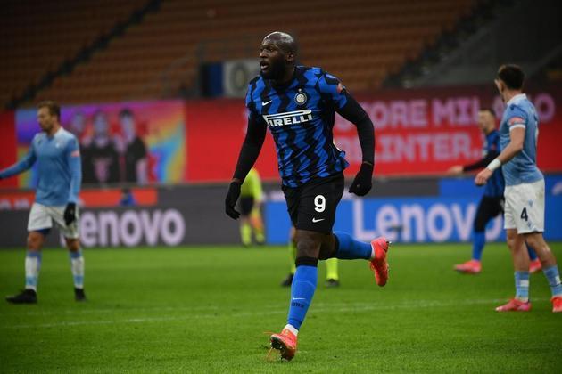 8º lugar: Romelu Lukaku (Inter de Milão) - 23 gols/ 46 pontos