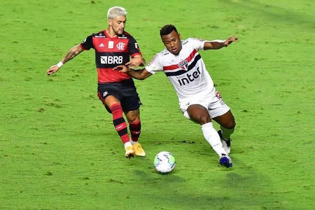 8º lugar: São Paulo - 11.870 pontos