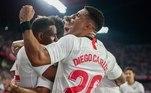 8º lugar: Sevilla (Espanha/nível 4) - 213 pontos
