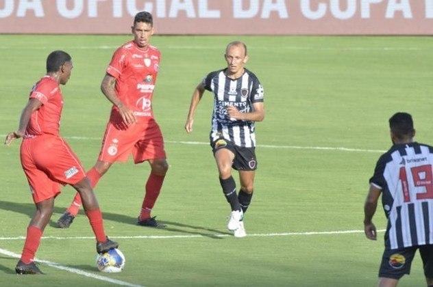 8ª maior torcida entre clubes do Nordeste: Botafogo-PB - 186 mil torcedores