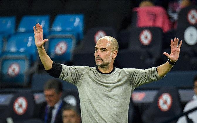8. Manchester City (Inglaterra) - 21 vitórias - 2020/2021