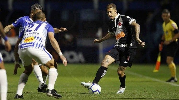 8º - Marcos Júnior - 38 jogos.