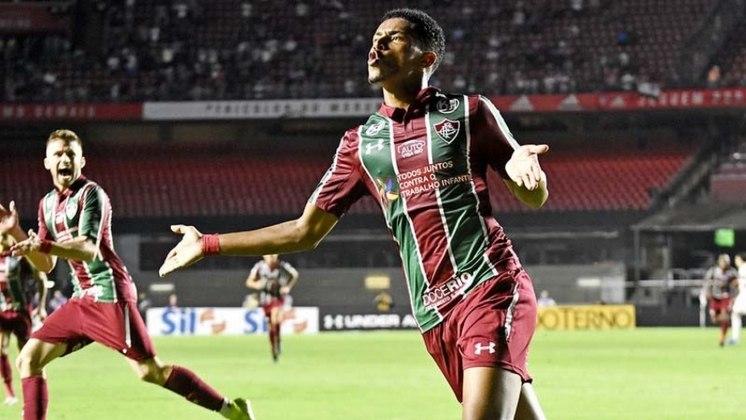 8º - Marcos Paulo (Fluminense) - R$ 63 milhões.