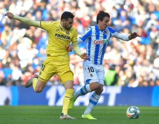 8º - Mikel Oyarzabal - Real Sociedad - Valor de mercado: € 70 milhões (R$ 447,35 milhões)