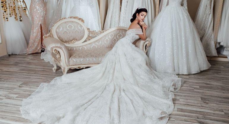 8 perfis de vestidos de noiva para você seguir no Instagram e se inspirar!