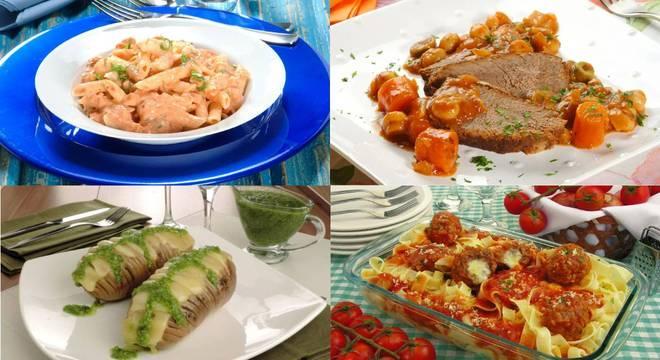 8 pratos deliciosos com molhos caseiros para diversificar sua refeição