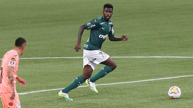 8º - Ramires: meia – 34 anos – brasileiro – Último clube: Palmeiras – Valor de mercado: 1,5 milhão de euros (cerca de R$ 9 milhões na cotação atual).