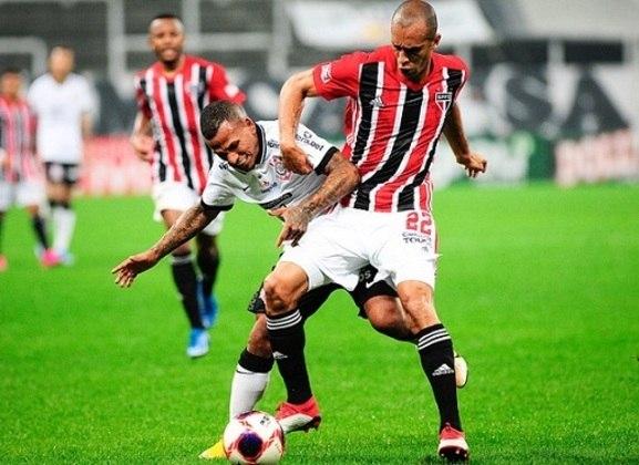 8ª rodada – Corinthians x São Paulo – 30/06 – 21h30 (de Brasília) – Neo Química Arena