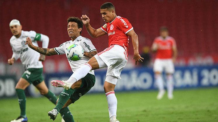 8ª rodada – Internacional x Palmeiras – 30/06 – 19h (de Brasília) – Beira-Rio