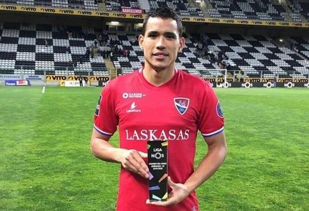 8º - Sandro Lima - Gil Vicente - Portugal - 13 gols na temporada