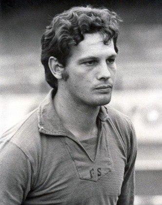 8° - Sergio: 202 jogos - Conhecido como 'São Sergio', o goleiro atuou no São Paulo entre 1966 e 1969 e 1974.