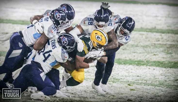 8º Tennessee Titans (10-5): A defesa é um ponto preocupante para a pós-temporada. Mas o ataque é dos melhores da liga.