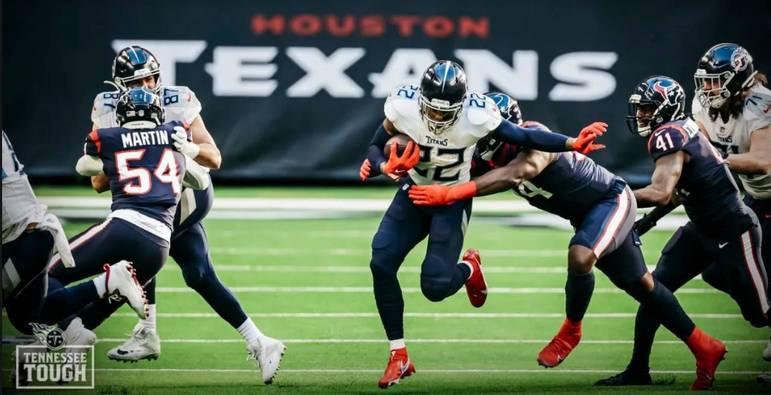 8º Tennessee Titans (11-5): O que joga bola esse tal de Derrick Henry? Duas mil jardas e com desejo de muito mais nos playoffs.