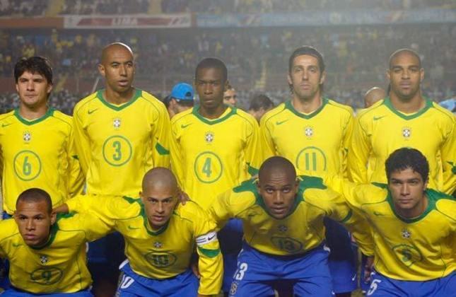 8º título: 2007 - Vice: Argentina