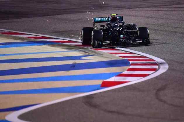 8º - Valtteri Bottas (Mercedes) - 1.93 - Não há muito o que falar de outra performance bizarra.