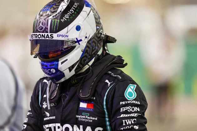 8) Valtteri Bottas renovou por mais um ano com a Mercedes e garantiu o oitavo maior salário do grid atual, recebendo £ 5,82 milhões por ano (R$ 43,6 milhões)
